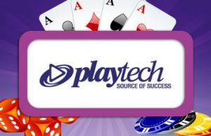 Online Playtech casino's playtech logo