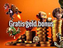 Gratis geld bonus